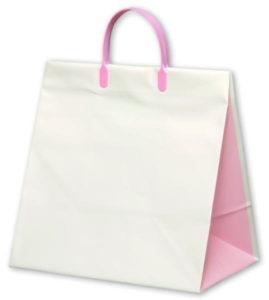 引き出物袋・ブライダルバッグ「カラーセレクション ピンク」