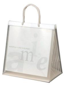 引き出物袋・ブライダルバッグ「アミー ホワイト」