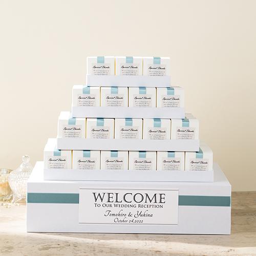Elegant Box Welcome(62個セット)