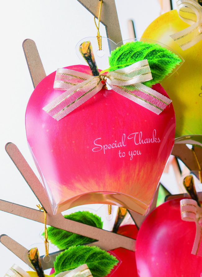 りんごの木 30個セット