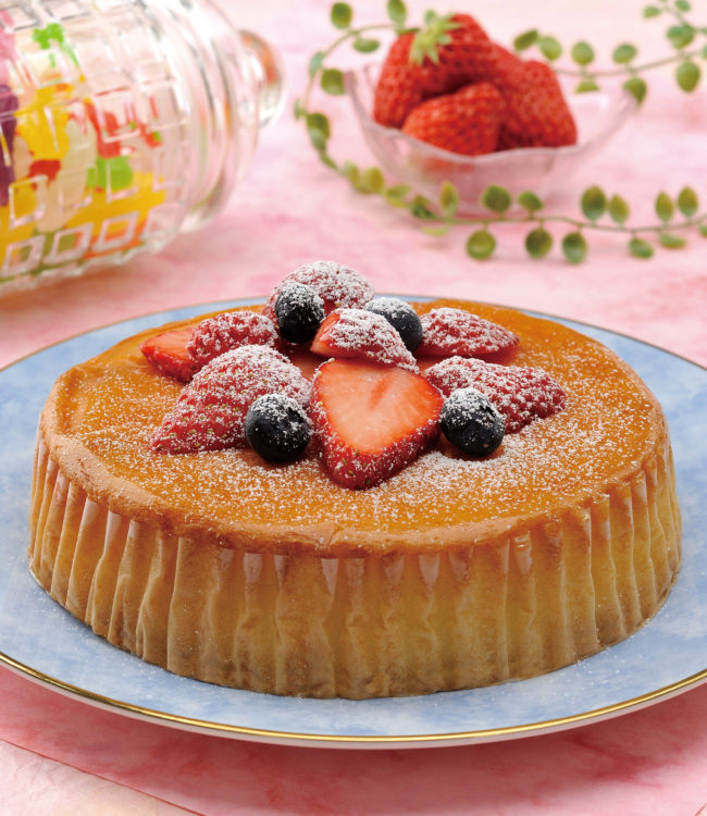 セレブコレクション チーズケーキ CE-CZ イメージ