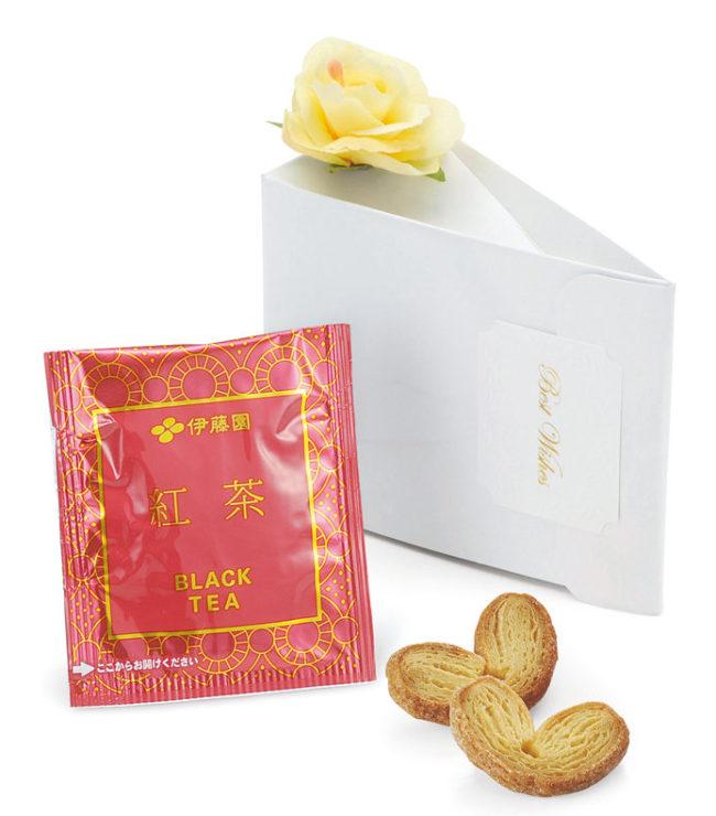 ロマネスク・ココ(ハートパイ&紅茶)1個