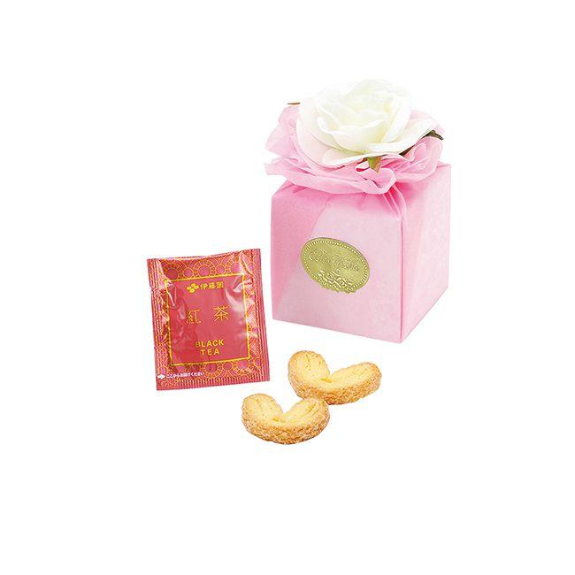 ハッピーラパン・ピンク(パイ&紅茶)1個