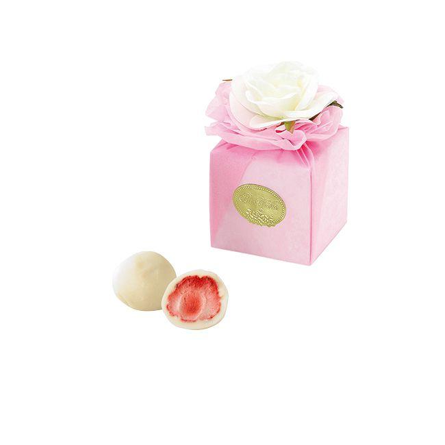 ハッピーラパン・ピンク(ホワイトストロベリーチョコ)1個