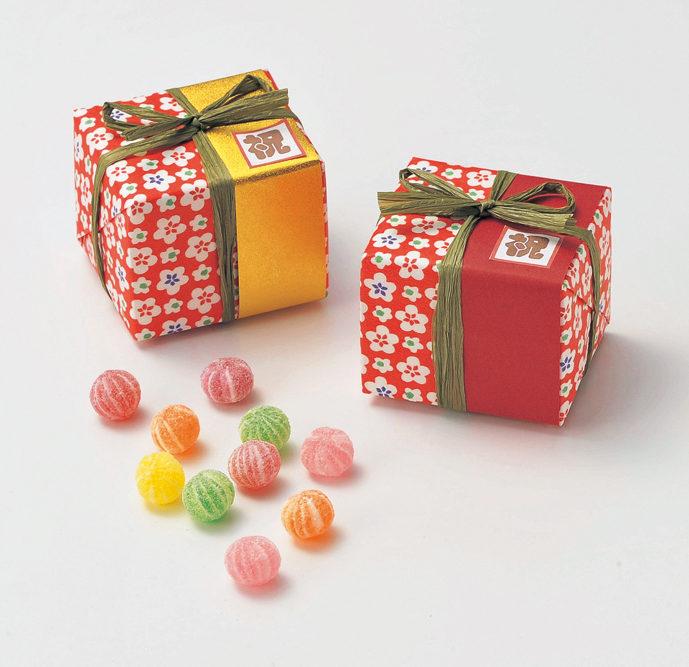 華やぎ手まりキャンディ