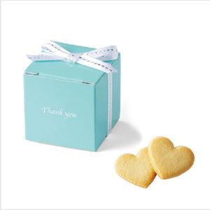 サムシングブルー(ハートクッキー)