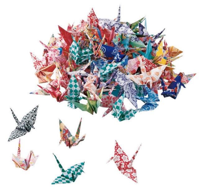 折鶴シャワー300羽セット