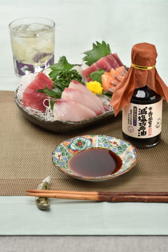 ありがとうのキモチ醤油セットSYO-10 イメージ