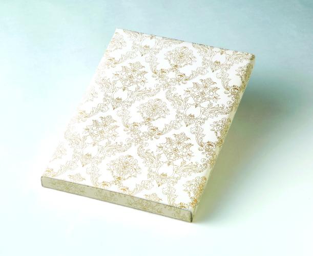 カタログギフト MUSUBI 包装紙 ダマスクプレミア